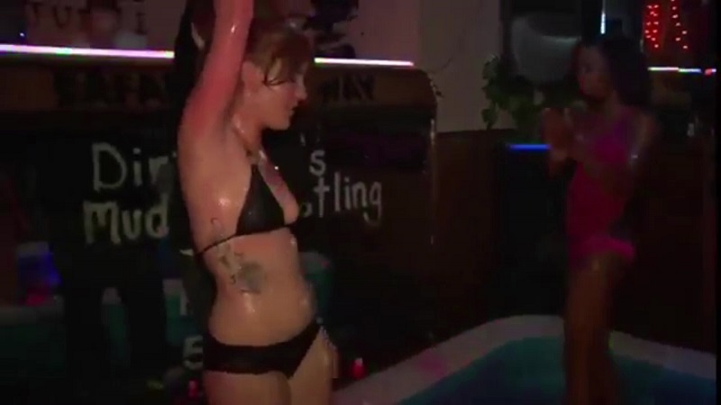 women fighting bikini amateur 1